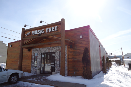 Music Tree Star Building